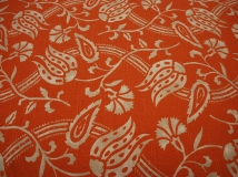 Fleurie orange